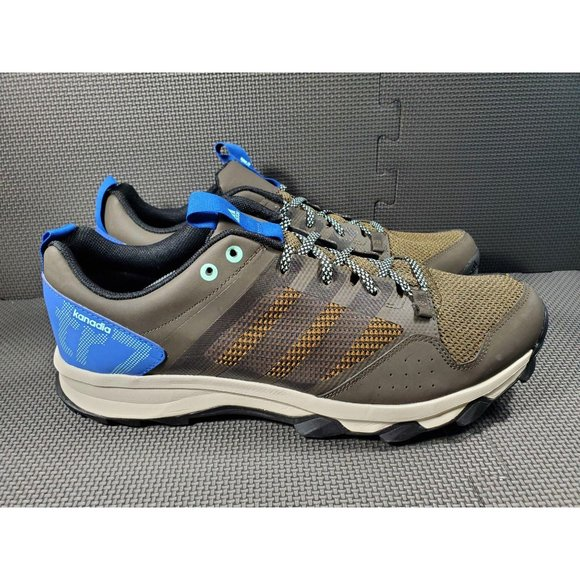 intercambiar A bordo Lo anterior  Adidas Shoes | Mens Sz 13 Kanadia Tr 7 Trail Running | Poshmark